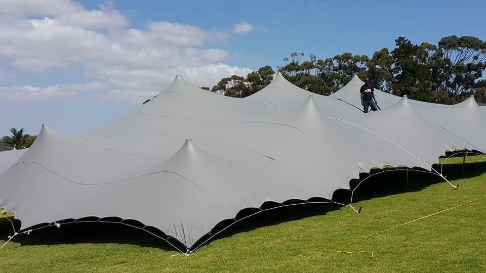 Stretch Tents Mamosa Tents